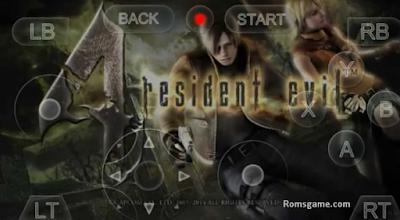 Residen Evil 4 Apk Android