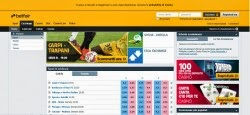 Homepage Betfair