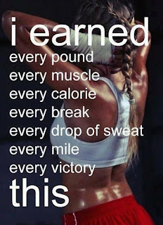 Earn it...
