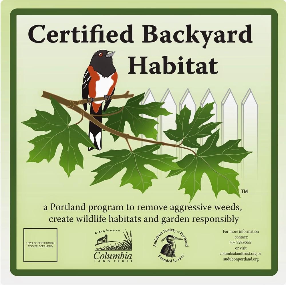 Creating Habitat in Your Backyard: Backyard Habitat ...
