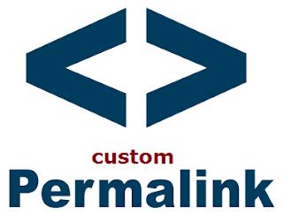 Cara Custom Permalink Blog yang Berbeda dengan Mudah