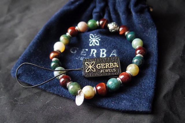 GERBAのブレスレット8mm