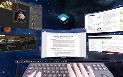 《鋼鐵人》場景不遠了?在虛擬實境裡工作即將成真|數位時代