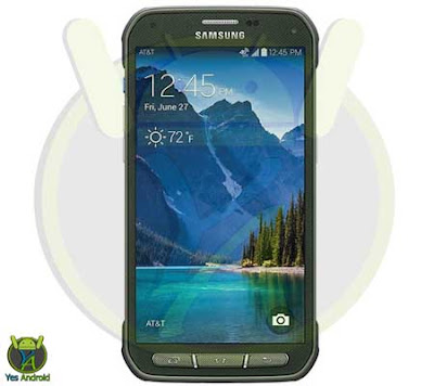 Update Galaxy S5 Active SM-G870A G870AUCU1ANE4 Android 4.4.2