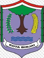 Lowongan CPNS Kota (PEMKOT) Binjai, Lambang kota Binjai, Sumut.