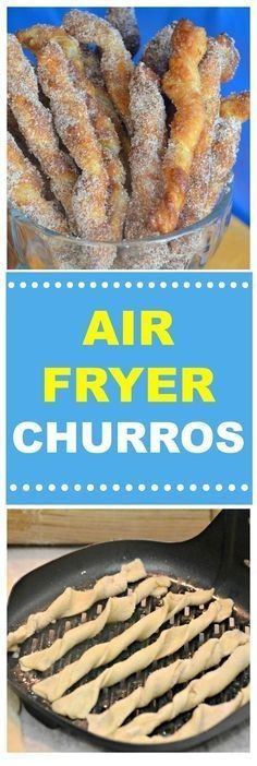 Air Fryer Churros