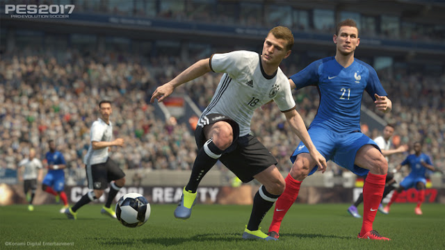 PES 2017 – NEW GAMEPLAY FEATURES
