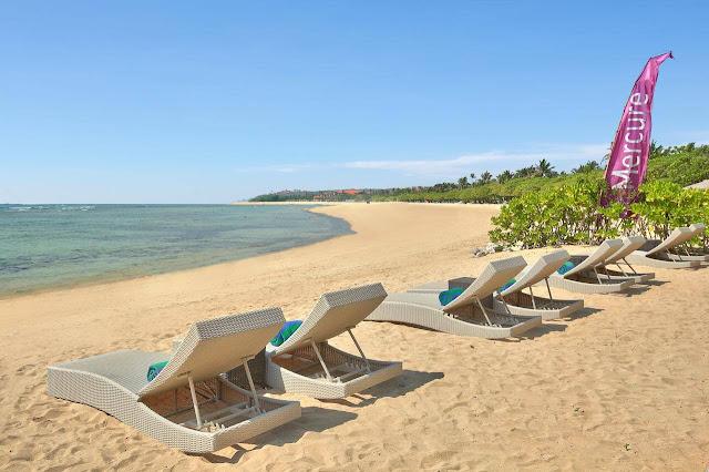 Menikmati Indahnya Pantai dan Bersantai di Mercure Nusa Dua Bali