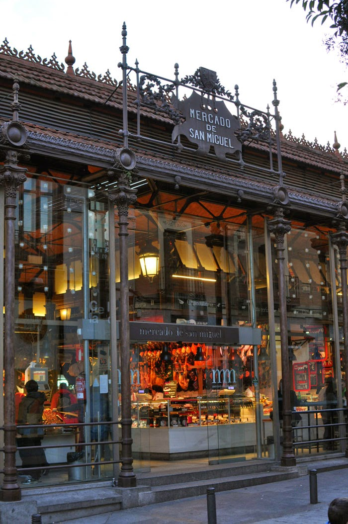Things to do in Madrid: Mercado de San Miguel