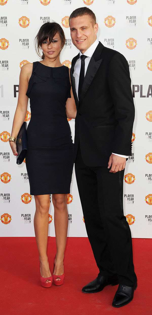 Manchester United Players And Their Wives Girlfriends