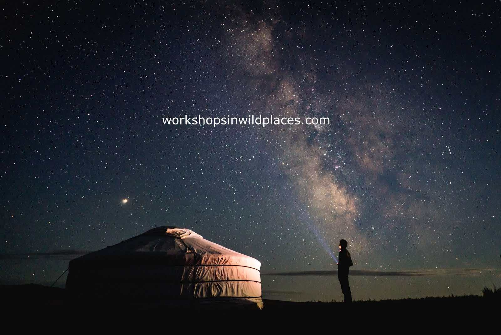 Check out my Workshops in Wild Places adventures