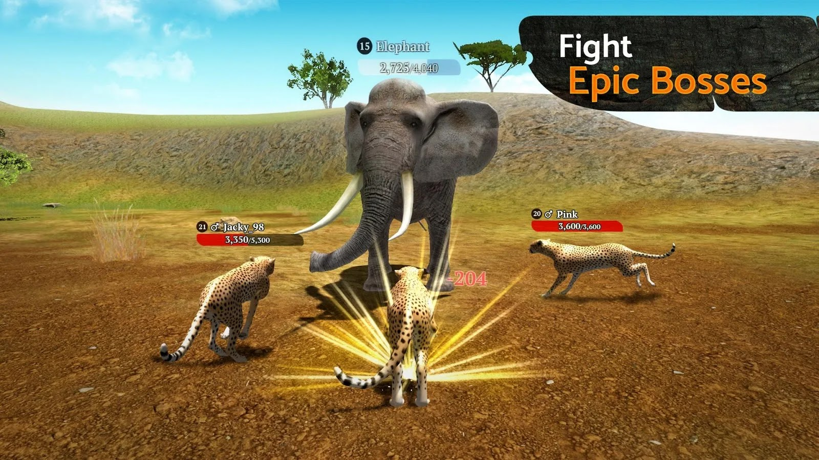 The Cheetah MOD APK