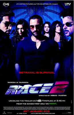 Race 2 2013 720p HEVC Full Movie Download