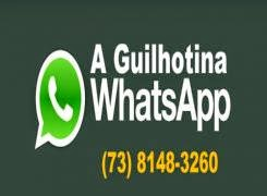 WhatsApp A Guilhotina