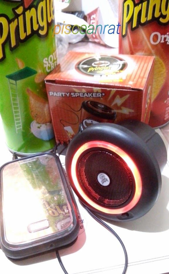 pringles party speaker philippines