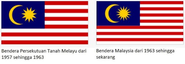 bendera persekutuan tanah melayu