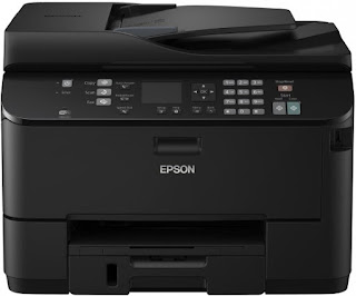 Epson WorkForce Pro WP-4535DWF Driver Download