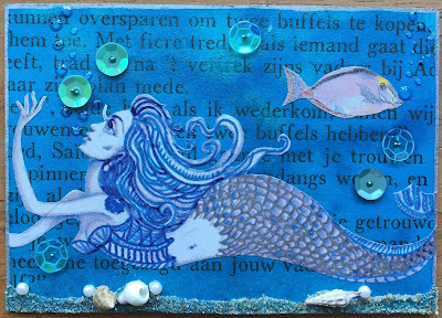 Zeemeermin ATC / Mermaid ATC