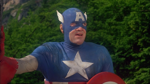 Albert Pyun's captain america 1990