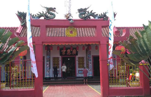 Siang Ini Ada Kirab Budaya Nusantara Capgomeh di Kebumen