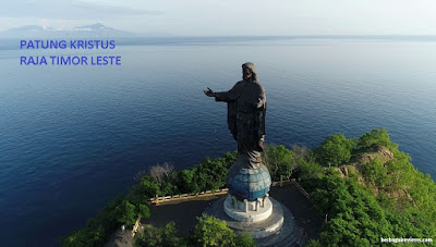Cristo Rei Dili Patung Kristus Raja Timor Leste - berbagaireviews.com