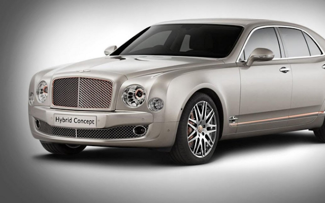 2017 Bentley Mulsanne Changes and Powertrain