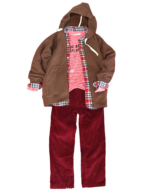 Pantalones de bebes invierno 2017 moda niños 2017.