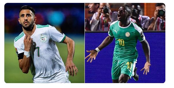 CAN 2019: Présentation du Sénégal et de l'Algérie, une finale inédite