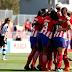 PREVIA: ZARAGOZA CFF - ATLÉTICO DE MADRID
