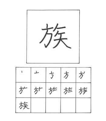 kanji keluarga