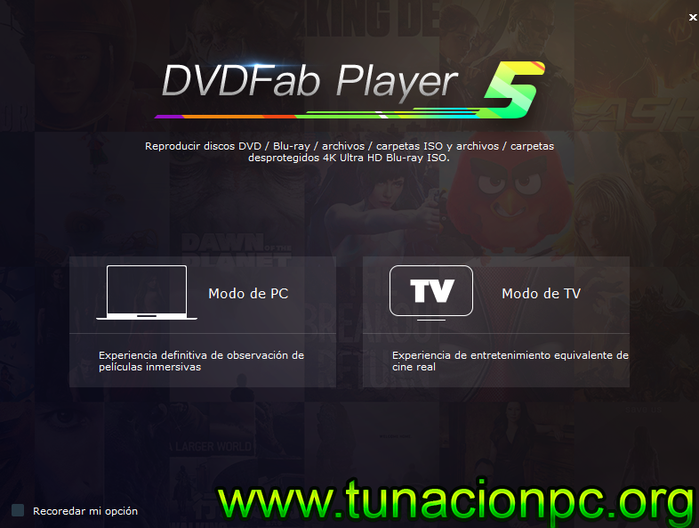 DVDFab Media Player Ultra Final con Licencia