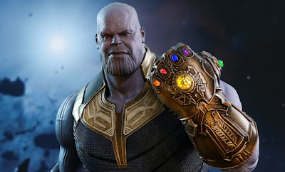 Thanos, marvel, avengers endgame