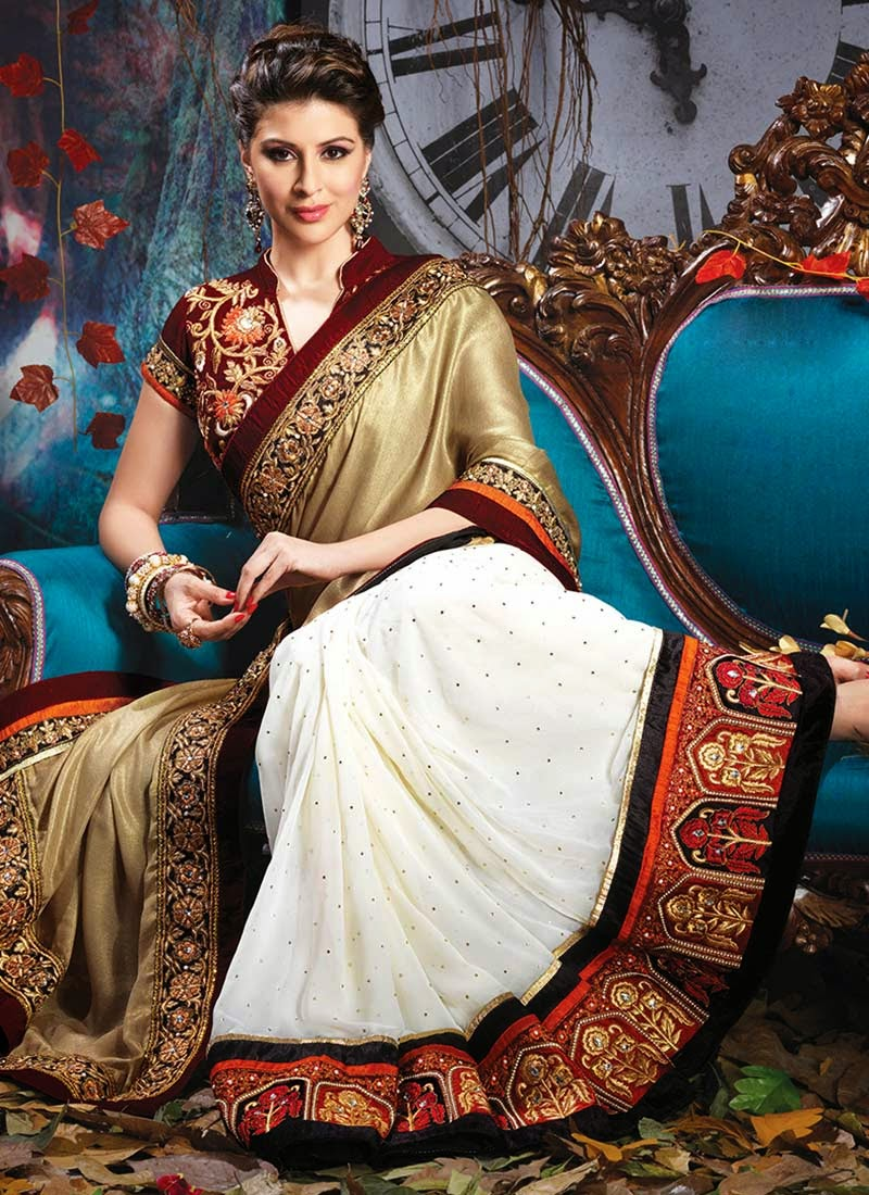 Latest Fashion Trend In Saree: Latest Fashion Trends Of Designer Lehenga Saris