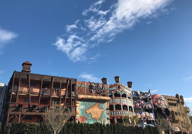 pirate themed hotel Majorca