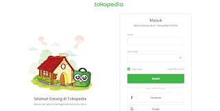 Download Script Phising Tokopedia True Login Terbaru 2019