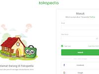 Download Script Phising Tokopedia True Login Terbaru