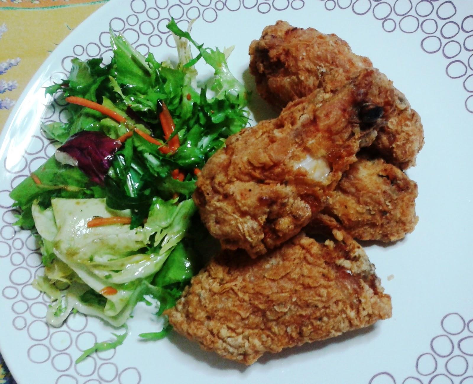 ricetta per ali di pollo al forno per dieta