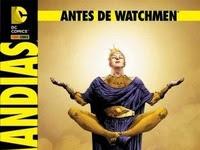 Resenha Ozymandias - Antes de Watchmen