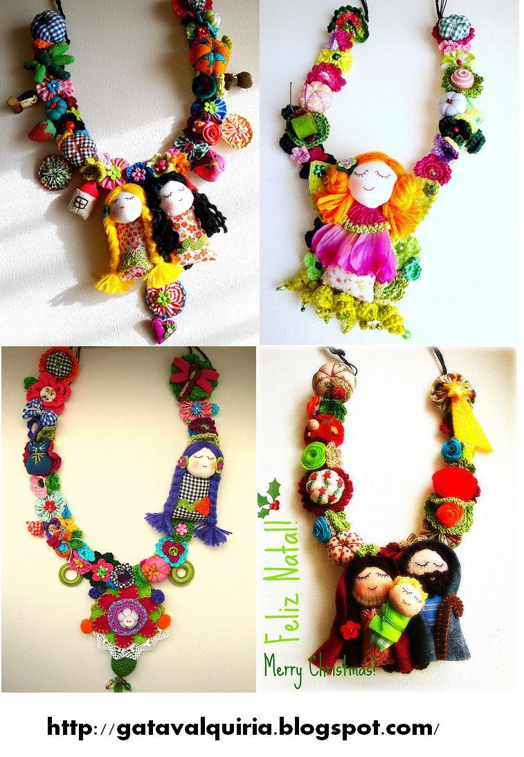 collares, color, muñecos, manualidades mágicas, inspiración, creatividad