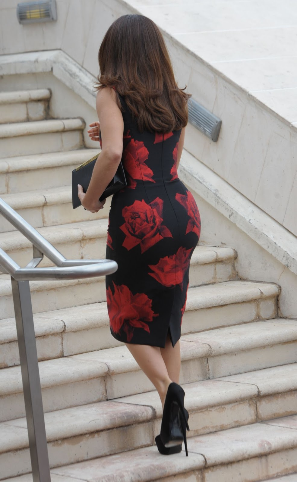 Salma Hayek Tale of Tales photocall in Cannes