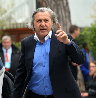 Ilie Nastase apologises to Serena Williams over Racist Comment