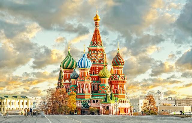 Cosas quehacer en Moscú