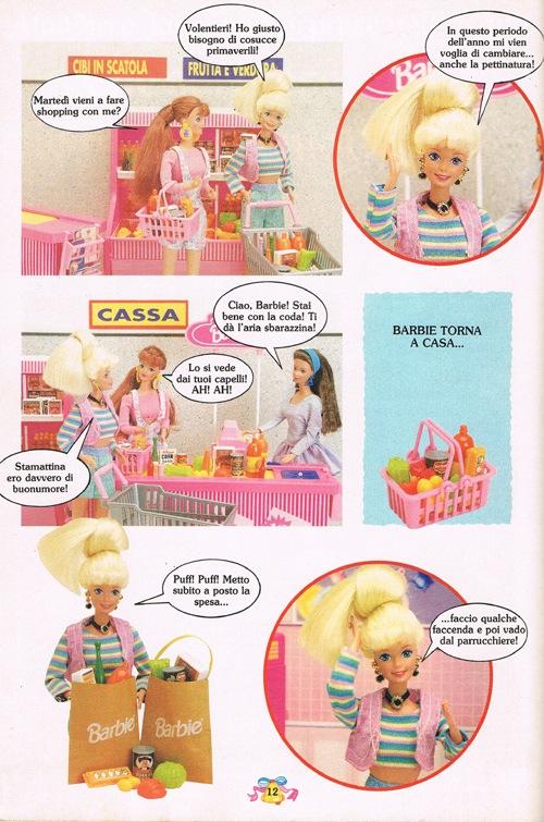 Barbie storia di incontri vuoti necessità di velocità di dating IMDB