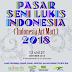 Indonesian Art Mart , Pasar Lukis Terbesar di Dunia