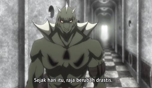 Download Anime Endride episode 18 Subtitle Indonesia