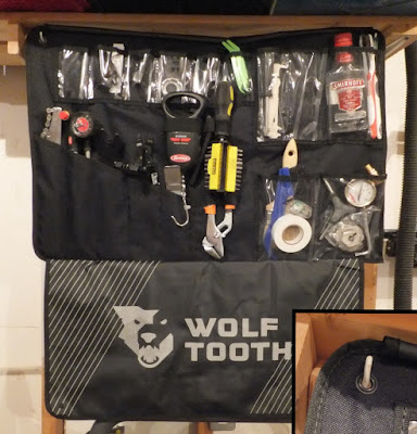 Wolf Tooth Tool Wrap