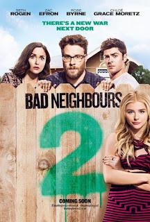 Bad Neighbors 2: Sorority Rising (2016) เพื่อนบ้าน มหา(บรร)ลัย 2