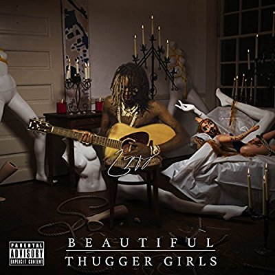 Young Thug - Beautiful Thugger Girls (EBBTG) - Album Download, Itunes Cover, Official Cover, Album CD Cover Art, Tracklist