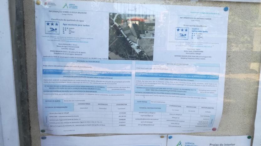 água Balnear da Devesa Sabugal - Informações