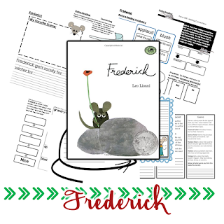 Frederick is a Leo Lionni classic and award winner, and since it's a fable, there are lessons to learn. Check out this post for teaching ideas for it and six other titles.